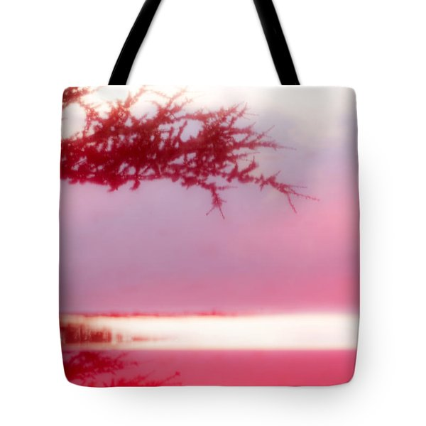 Misty Morn Tote Bag