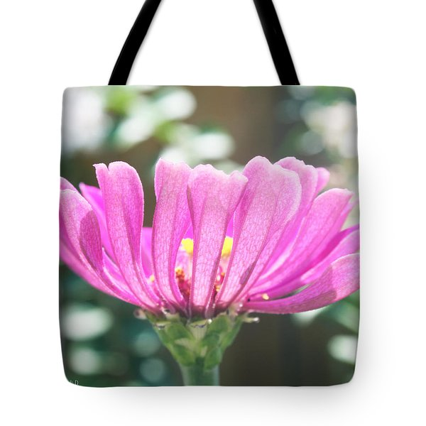 Misty Purple 3 Tote Bag by Susan Vineyard