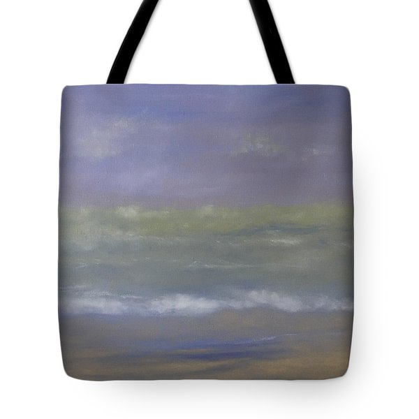 Misty Sail Tote Bag