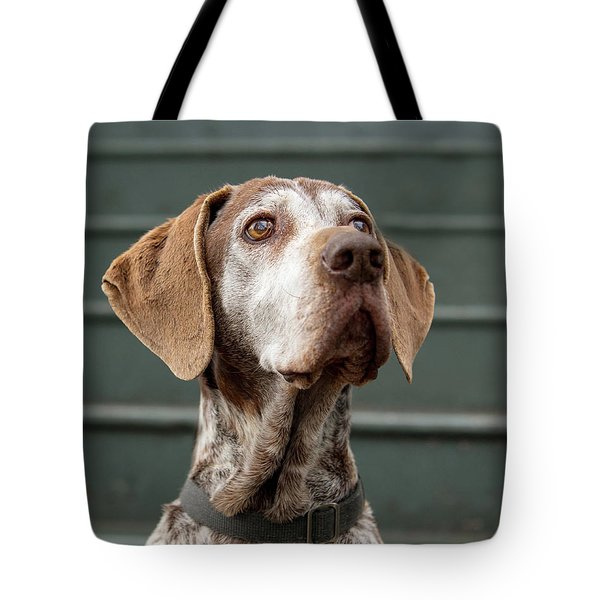 Mitch 7 Tote Bag
