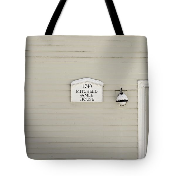 Mitchell-amee House Tote Bag