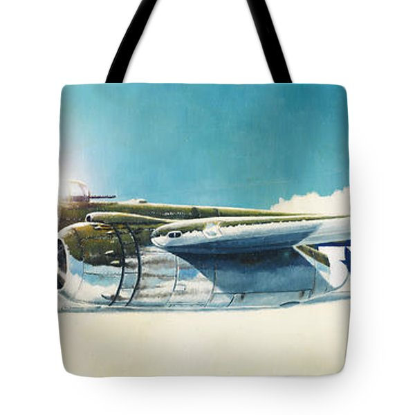 Mitchell Tote Bag