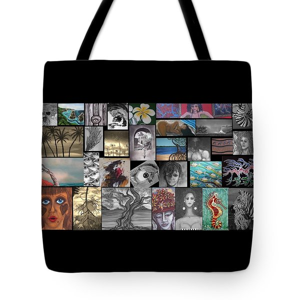Mix It Up 2 Tote Bag