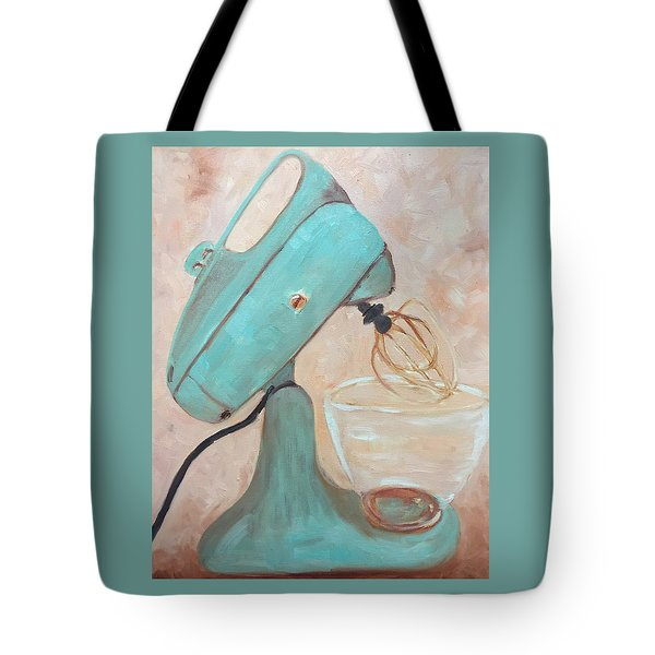 Mix It Up Tote Bag
