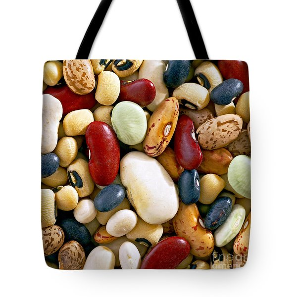 Mixed Beans Tote Bag