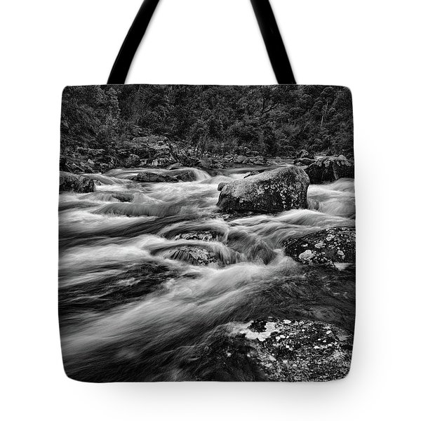 Mixed Emotions Tote Bag by Mark Lucey