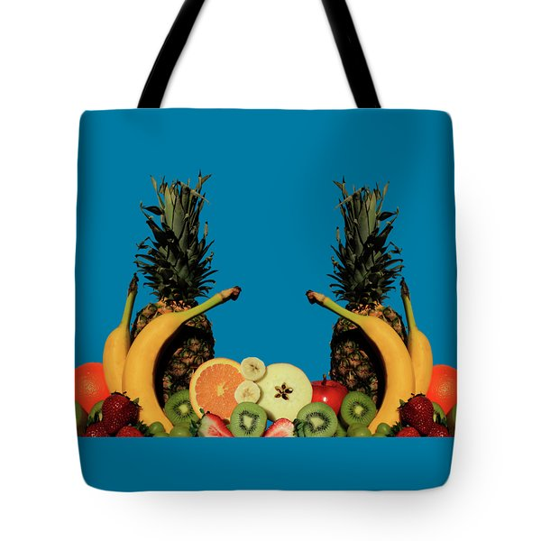 Tote Bag featuring the photograph Mixed Fruits by Shane Bechler