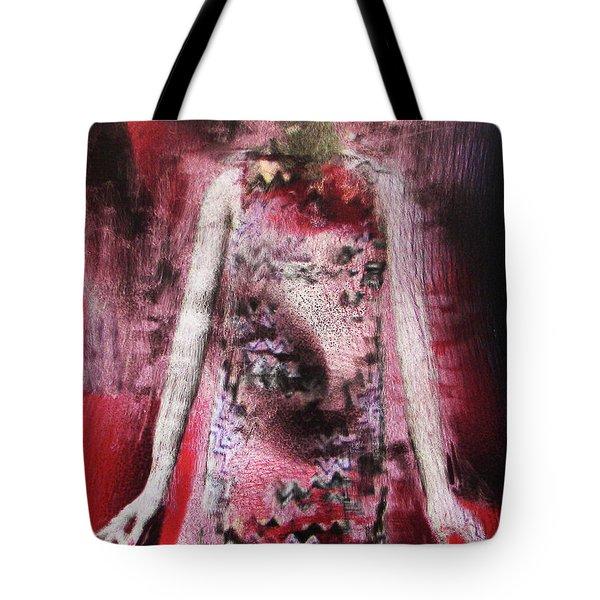 Mizz Oni Tote Bag