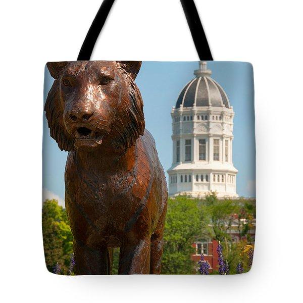 Mizzou Tote Bag by Steve Stuller