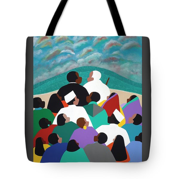 Mlk Called To Serve Tote Bag