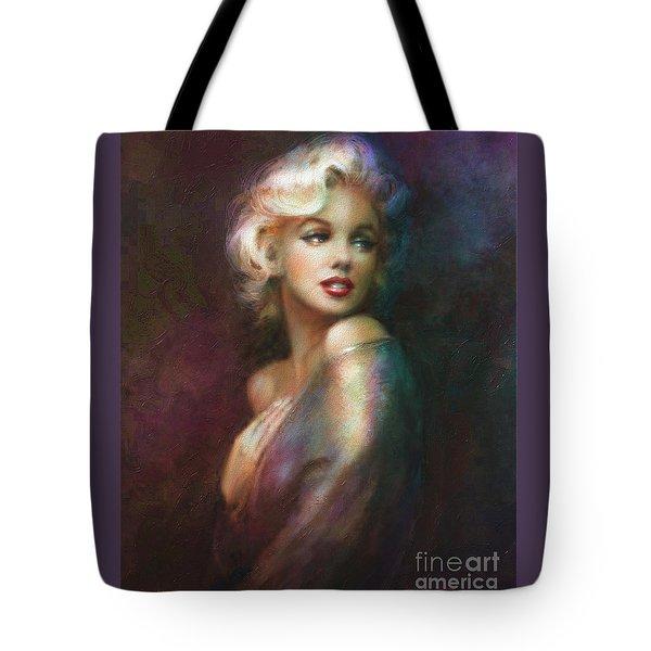 Mm Ww Colour Tote Bag