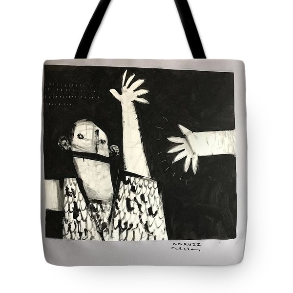 Mmcvii Paranoia No 2  Tote Bag