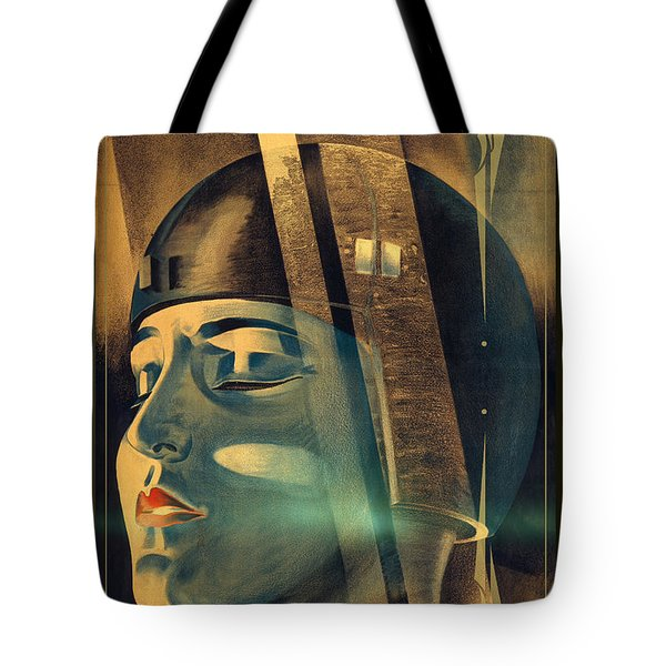 Metropolis Maria Transformation Tote Bag