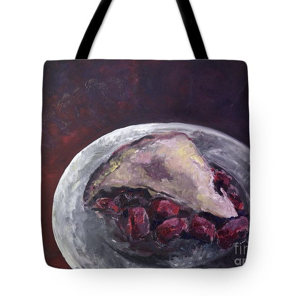...mmm Pie Tote Bag