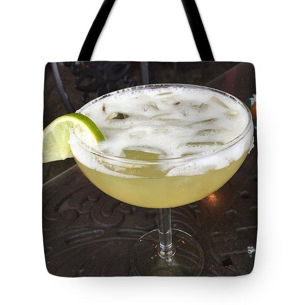 Mmmmm Margarita Tote Bag