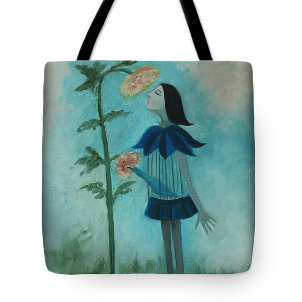 Mmmmmm Tote Bag by Tone Aanderaa
