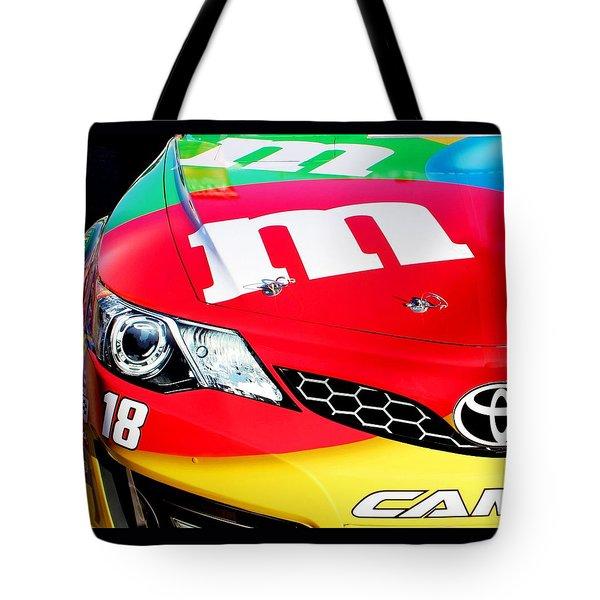 Mm's Nascar Tote Bag