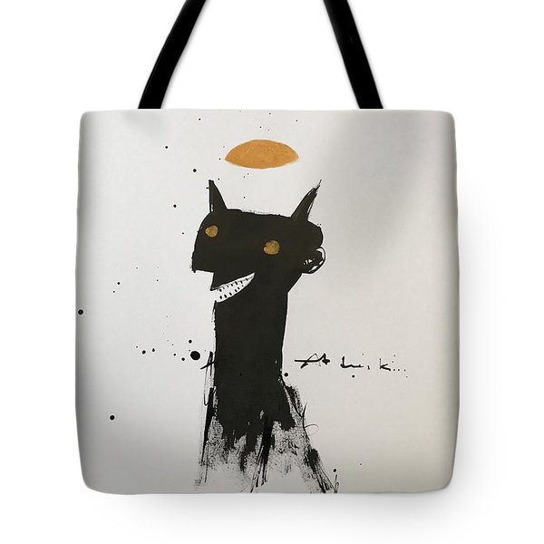Mmxvii At Dusk  Tote Bag