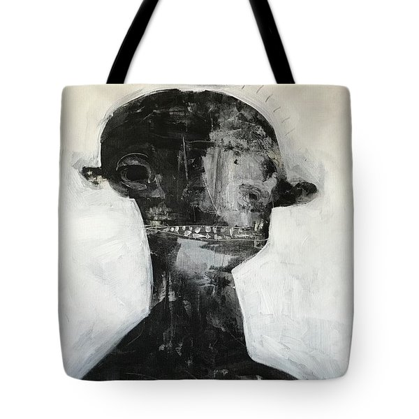 Mmxvii Demons No 4  Tote Bag