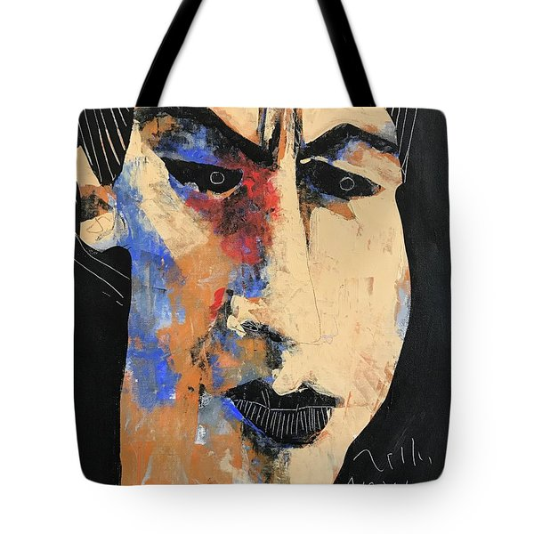 Mmxvii Expressions No 10  Tote Bag