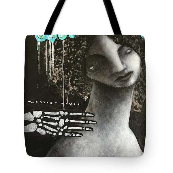 Mmxvii Life And Immortality No 5 Tote Bag