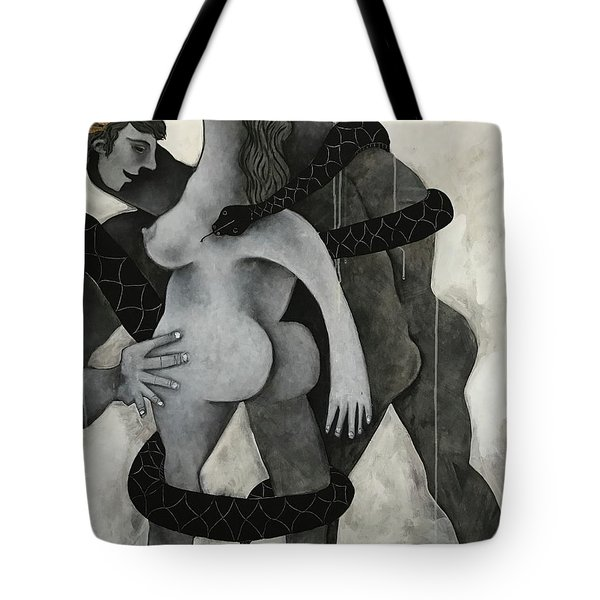 Mmxvii Life And Immortality No 7  Tote Bag