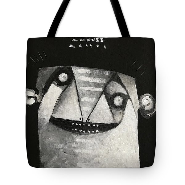 Mmxvii Masks For Despair No 3  Tote Bag