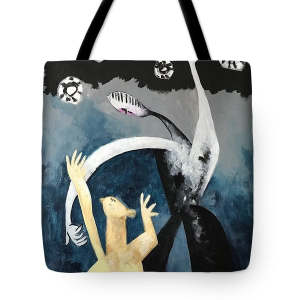 Mmxvii The Ascension No. 2  Tote Bag