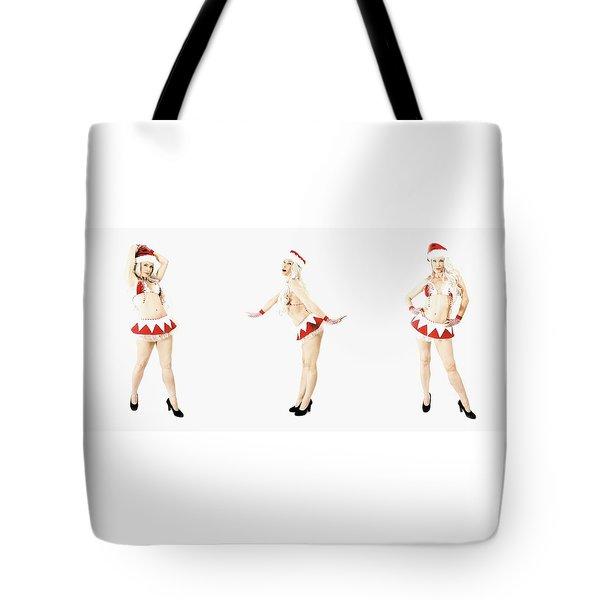 Mo, Mo, Mo Tote Bag