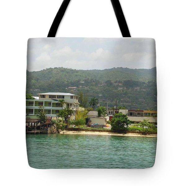 Mo Ocho Tote Bag
