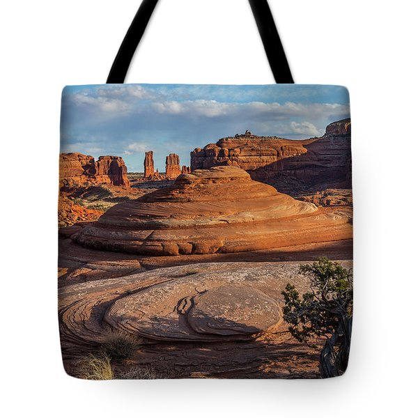 Moab Back Country Tote Bag