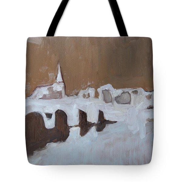 Moasbrogk In Brown Tints Tote Bag