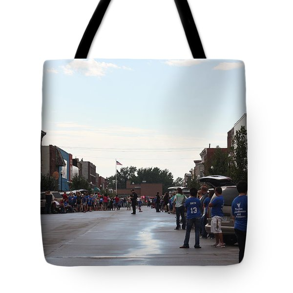 Moberly Homecoming Tote Bag