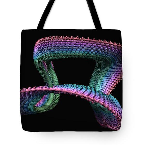 Mobius Tote Bag