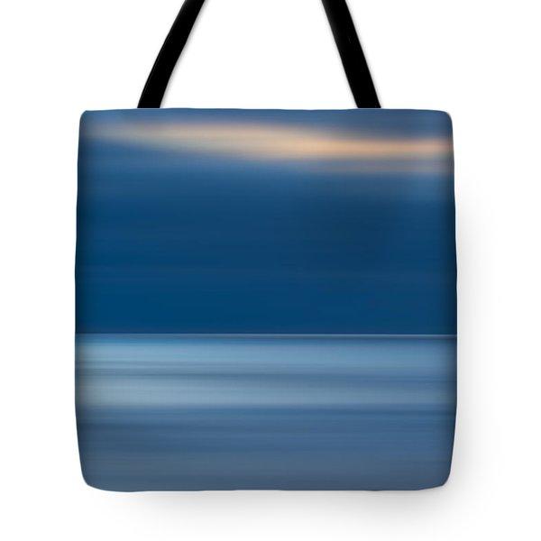 M'ocean 10 Tote Bag by Peter Tellone