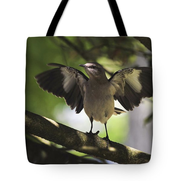 Mockingbird  Tote Bag