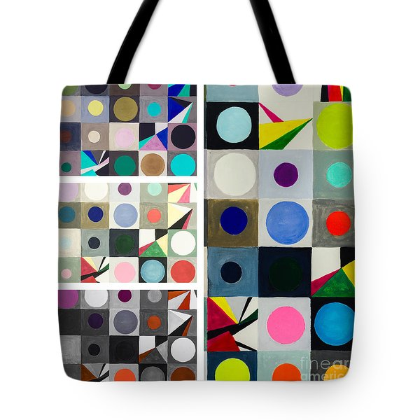 Mod Party Tote Bag