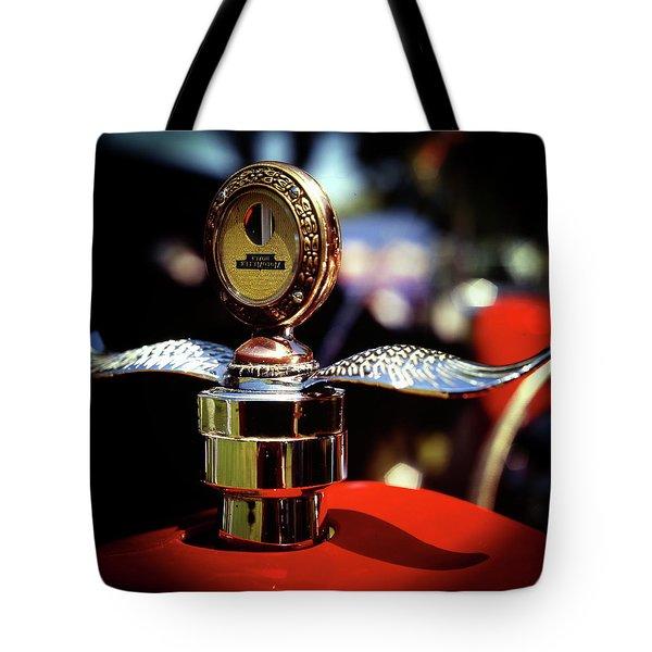 Model T Tempreature Gauge Tote Bag