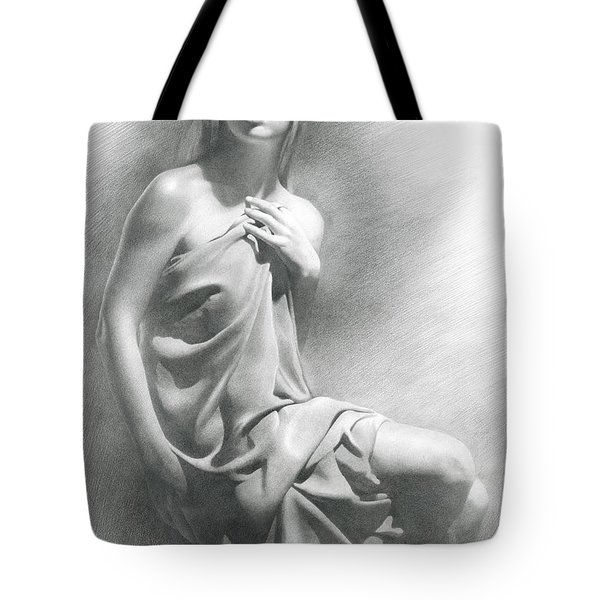 Model Viii  Tote Bag