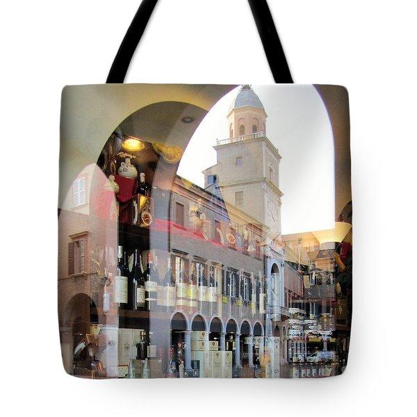 Modena, Italy Tote Bag