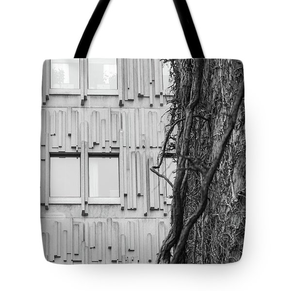 Modern And Nature Tote Bag