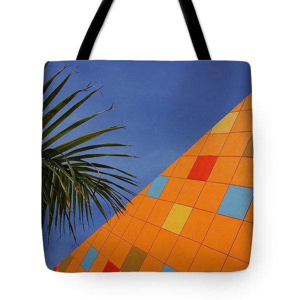 Modern Architecture Tote Bag by Susanne Van Hulst