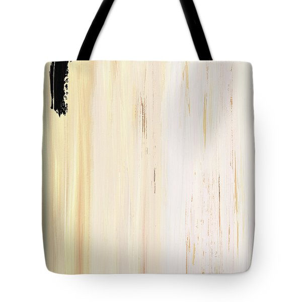 Tote Bag featuring the painting Modern Art - The Power Of One Panel 3 - Sharon Cummings by Sharon Cummings