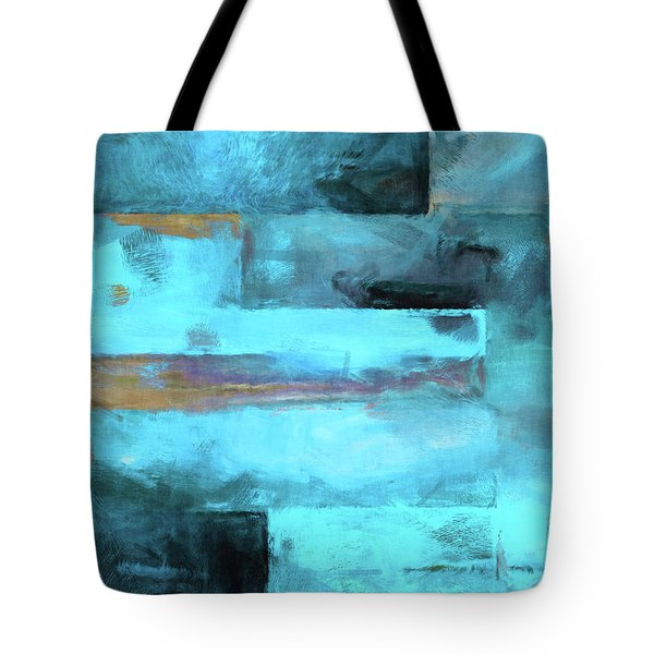 Modern Contemporary 5 Tote Bag
