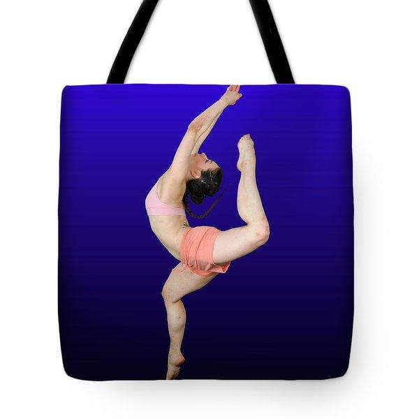 Modern Dancer  Tote Bag