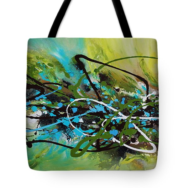 Modern Day Tote Bag