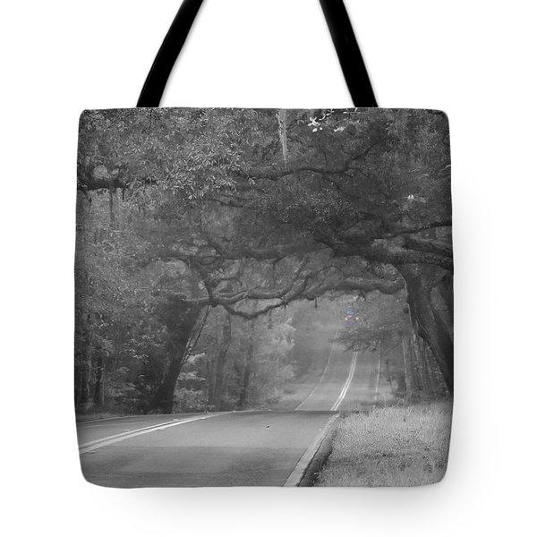 Modern Day Sleepy Hollow Tote Bag by Lamarre Labadie