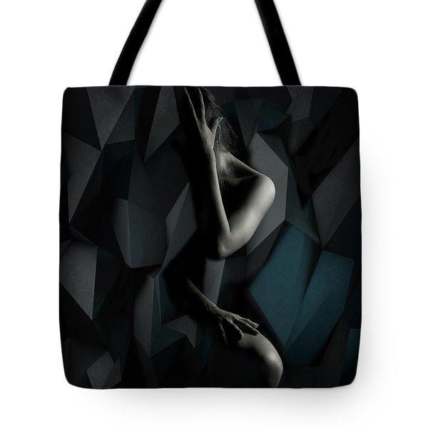 Modern Despair Tote Bag