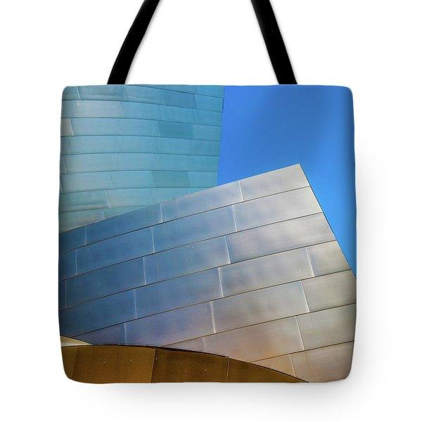 Modern Rock Tote Bag