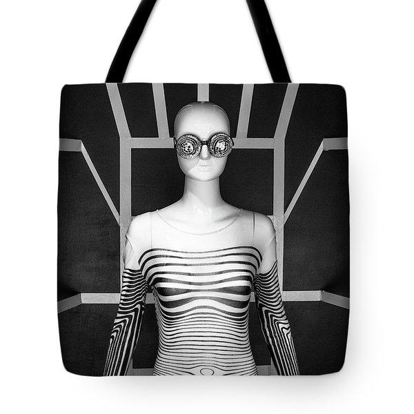 Modern  Tote Bag by Scott Meyer